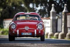 1956 Fiat-Abarth 750 GT 'Double Bubble' by Zagato - 6