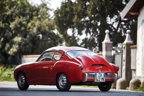 1956 Fiat-Abarth 750 GT 'Double Bubble' by Zagato - 7