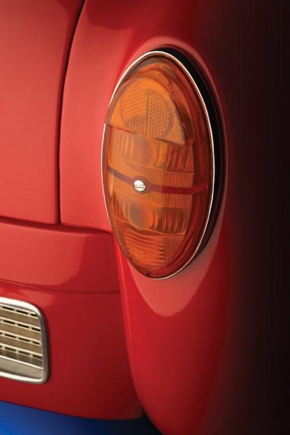 1958 Fiat-Abarth 750 GT 'Double Bubble' Coupé by Zagato - 10