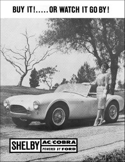 1962 Shelby 260 Cobra %22CSX 2000%22 - 1
