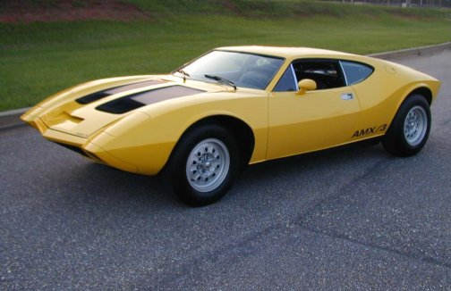 1970_AMC_AMX_3_Vignale_Concept_Car_yellow_06