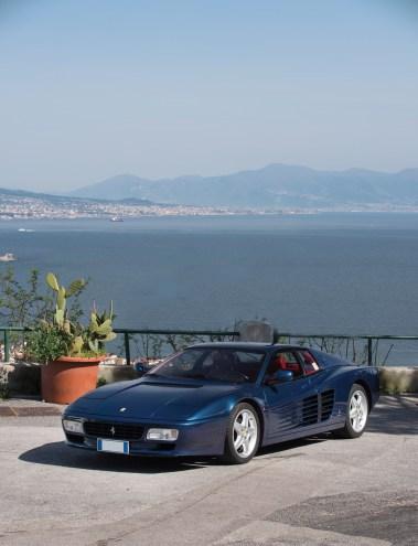 1993 Ferrari 512 TR - 12