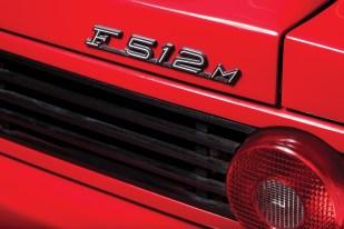 1995 Ferrari F512 M - 5