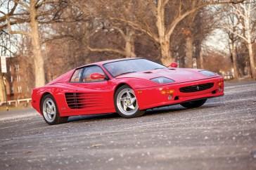 1995 Ferrari F512 M - 9