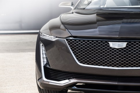 The Escala Concept introduces the next evolution of Cadillac design.