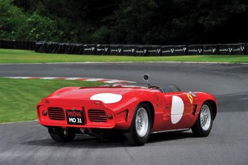 Ferrari 268 SP - 20