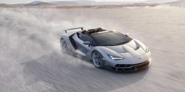 Lamborghini Centenario Roadster - 3