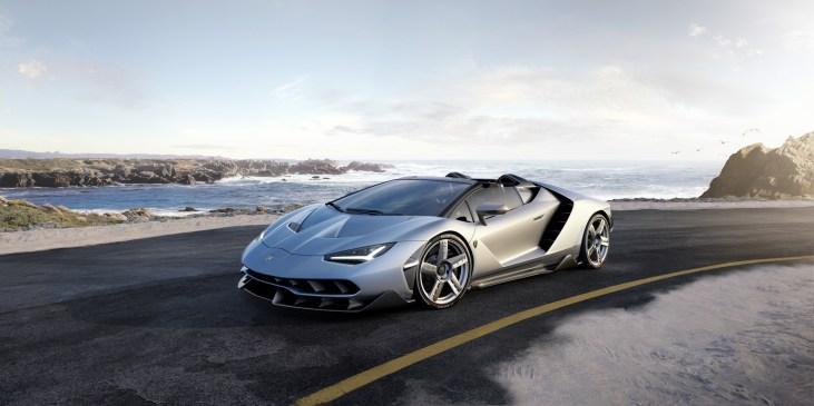 Lamborghini Centenario Roadster - 7