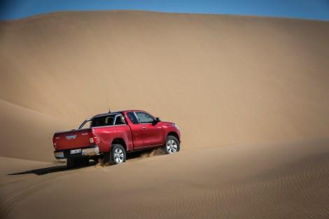 Toyota Hilux Afrika - 14