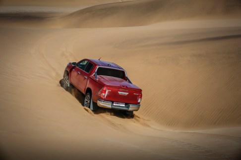 Toyota Hilux Afrika - 21