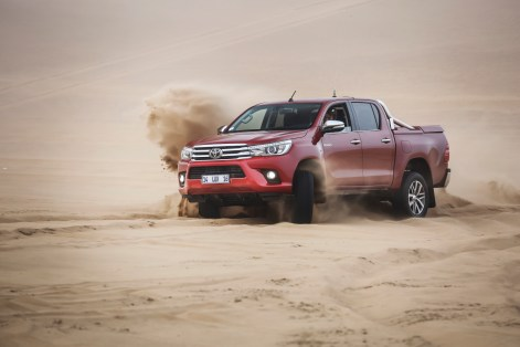 Toyota Hilux Afrika - 3