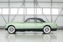 1953 Chrysler Special Coupe by Ghia - 2