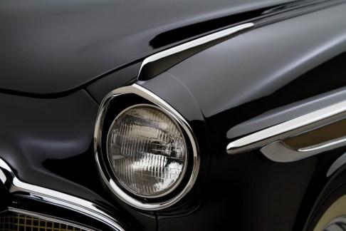 1956 DeSoto Fireflite Adventurer Convertible Coupe Design Study - 12