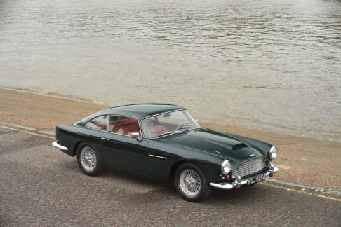 @1961 Aston Martin DB4 Series II - 2