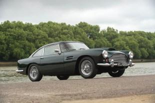 @1961 Aston Martin DB4 Series II - 7