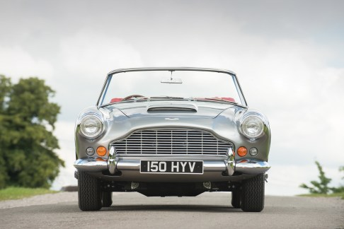 @1963 Aston Martin DB4 Series V Convertible - 20