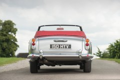 @1963 Aston Martin DB4 Series V Convertible - 21