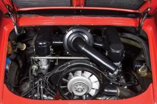 @1964 Porsche 901 Cabriolet Prototyp Karmann - 5