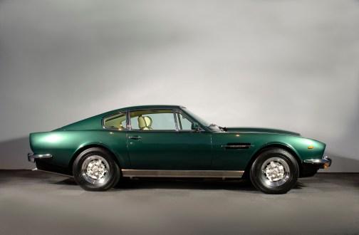 Aston Martin V8 historic - 18