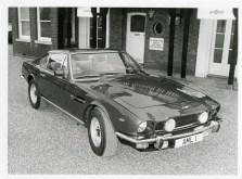 Aston Martin V8 historic - 23