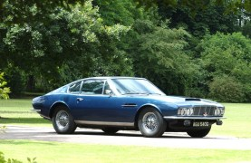 Aston Martin V8 historic - 36