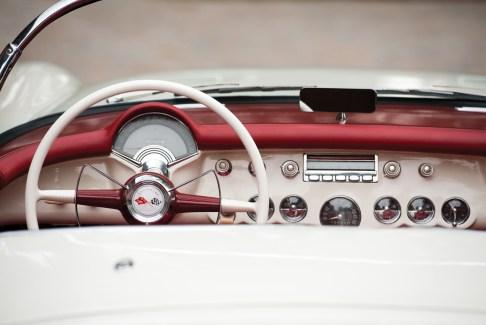 @1953 Chevrolet Corvette - 24