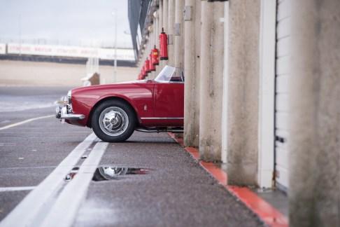 @1957 Alfa Romeo Giulietta 750G Spider Competizione 'Sebring' - 1