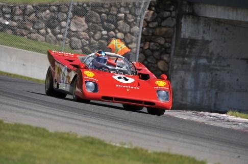 @1966 Ferrari Dino 206 S Spider - 3