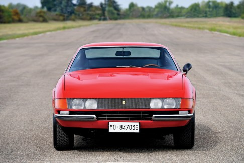 @1969 Ferrari 365 GTB-4 Daytona Berlinetta 'Plexi'-12905 - 1