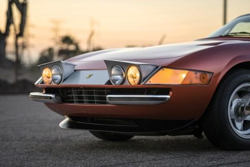 @1971 Ferrari 365 GTB-4 Daytona Harrah Hot Rod-14169 - 11