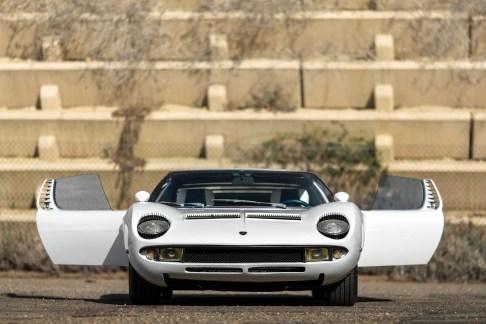 @1971 Lamborghini Miura LP400 S by Bertone-4782 - 15