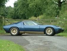 @1971 Lamborghini Miura S - 2