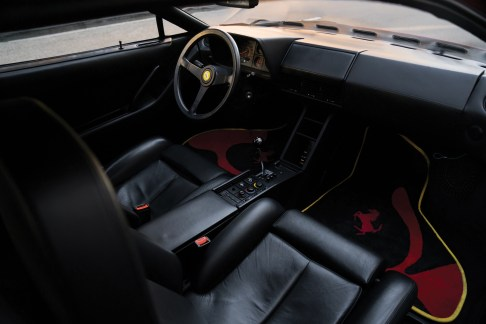 @1986 Ferrari Testarossa 'Flying Mirror' - 17