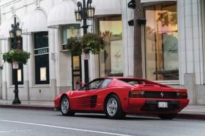 @1986 Ferrari Testarossa 'Flying Mirror' - 26