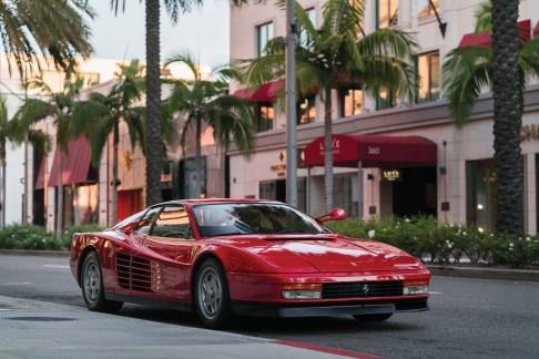 @1986 Ferrari Testarossa 'Flying Mirror' - 4