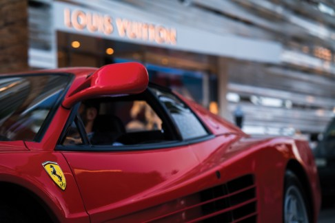@1986 Ferrari Testarossa 'Flying Mirror' - 6