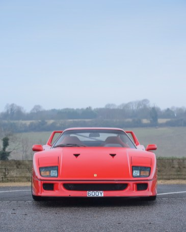 @1989 Ferrari F40 - 3