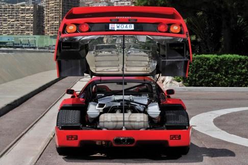 @1990 Ferrari F40-2 - 11