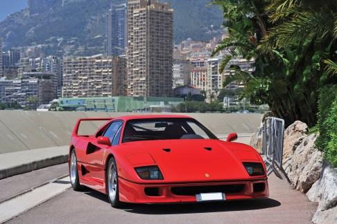 @1990 Ferrari F40-2 - 22