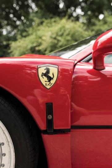 @1990 Ferrari F40-3 - 16