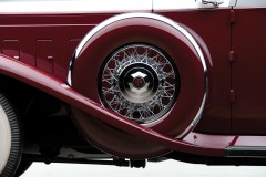 @1931 Marmon Sixteen Convertible Coupe by LeBaron - 2