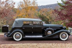 @1933 Cadillac V-16 All-Weather Phaeton by Fleetwood - 17