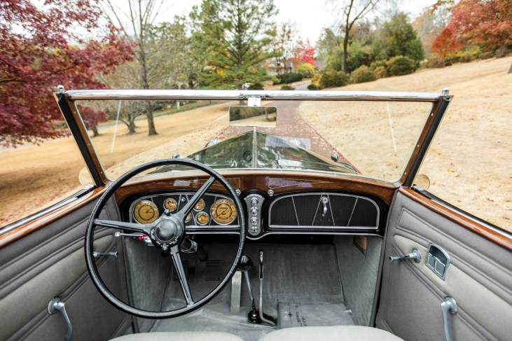 @1933 Cadillac V-16 All-Weather Phaeton by Fleetwood - 7