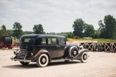 @1933 Marmon Sixteen Five-Passenger Sedan by LeBaron - 10