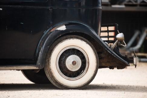 @1933 Marmon Sixteen Five-Passenger Sedan by LeBaron - 7