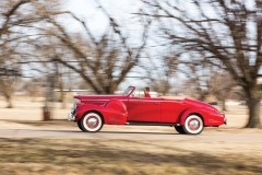 @1938 Cadillac V-16 Convertible Coupe by Fleetwood-2 - 32