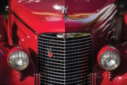 @1938 Cadillac V-16 Convertible Coupe by Fleetwood - 2