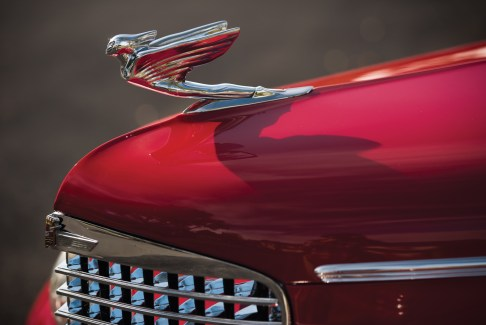 @1938 Cadillac V-16 Convertible Coupe by Fleetwood - 5