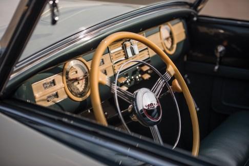 @1938 Graham 97 Supercharged Cabriolet Saoutchik - 27