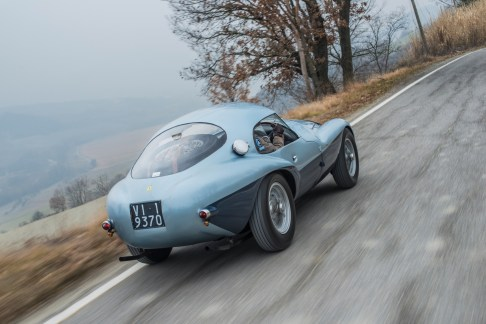 @1950 Ferrari 166 MM-212 Export Uovo by Fontana - 33